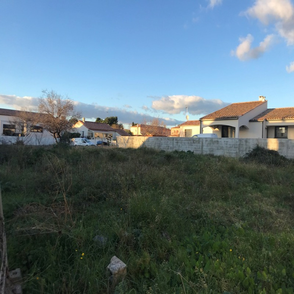Offres de vente Terrain Balaruc-les-Bains 34540